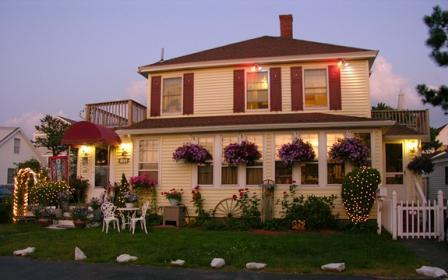 Auberge By The Sea Bed and Breakfast